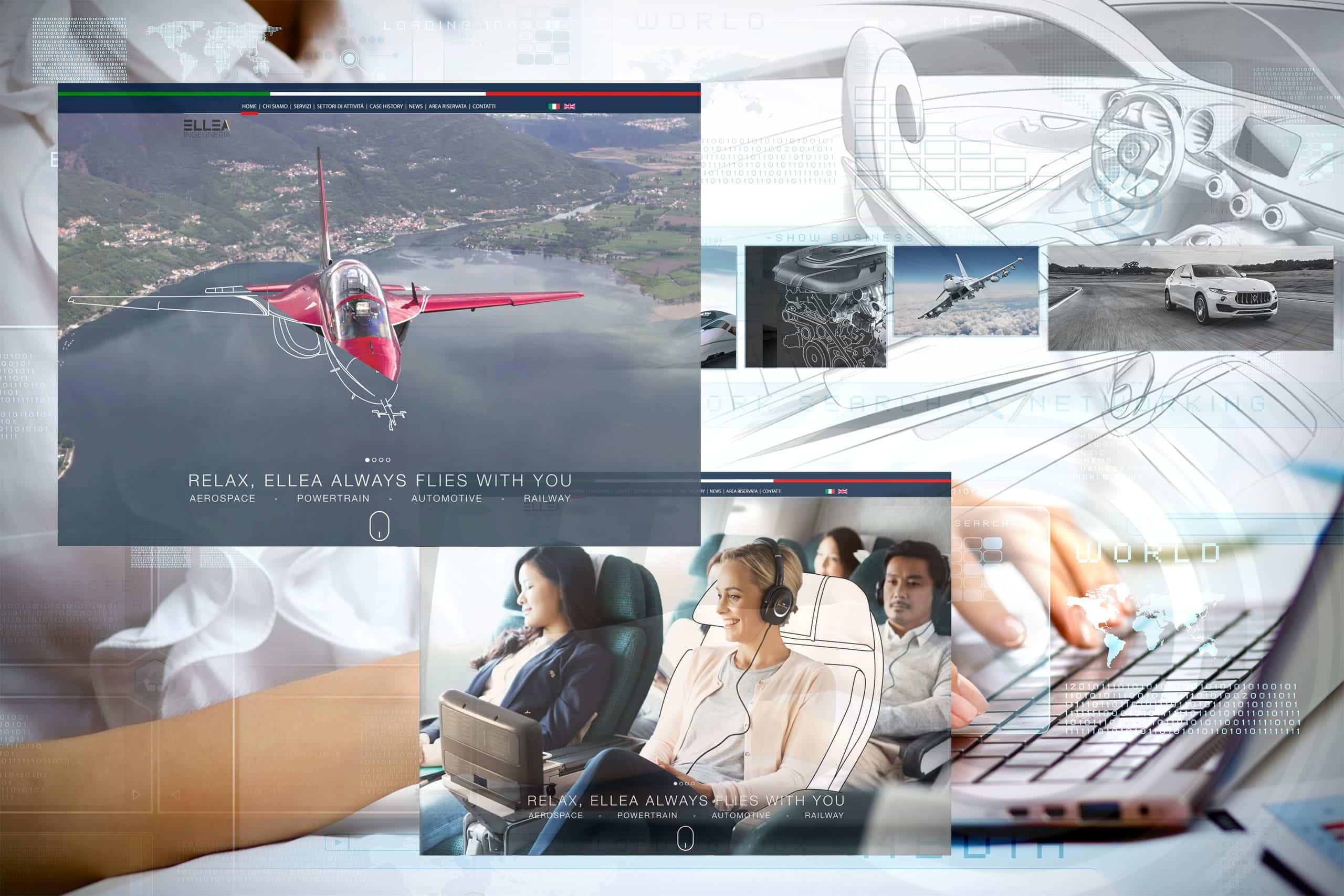 realizzazione siti web agenzia di comunicazione