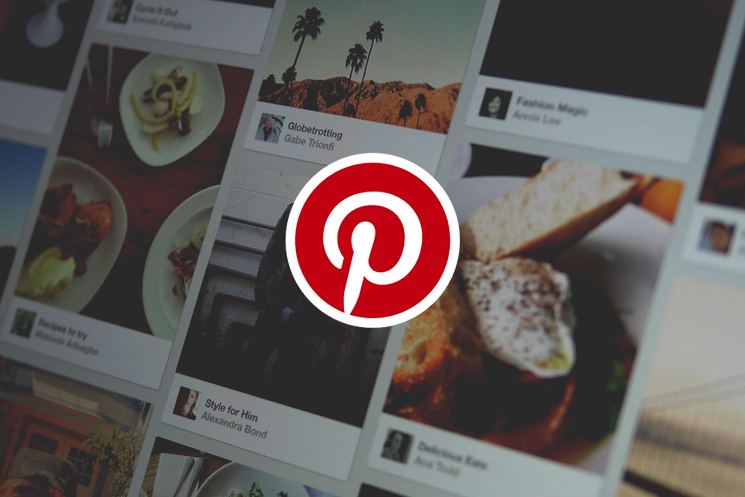 pinterest realizzazione campagne social media marketing torino
