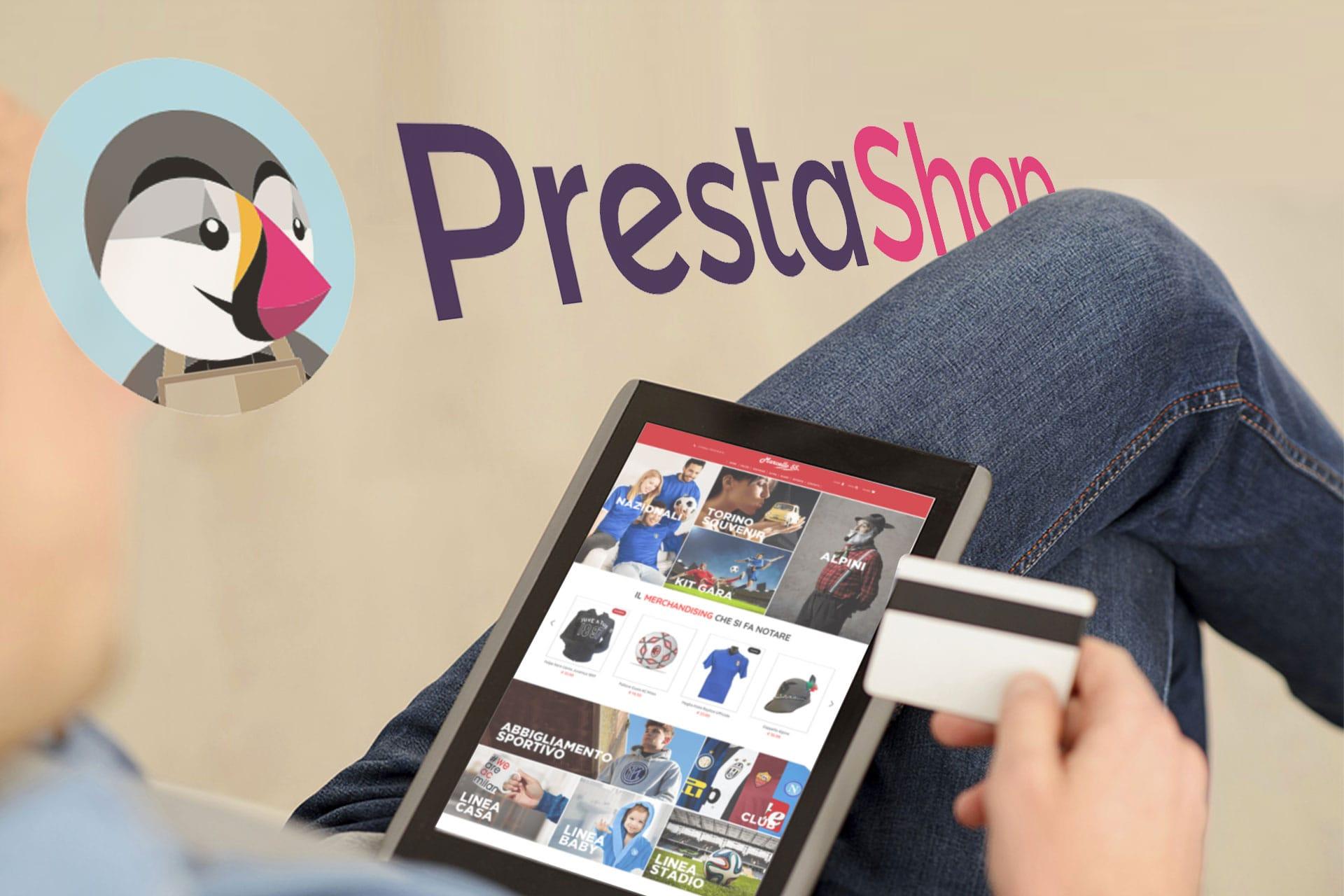 PrestaShop: guida alla piattaforma e-commerce