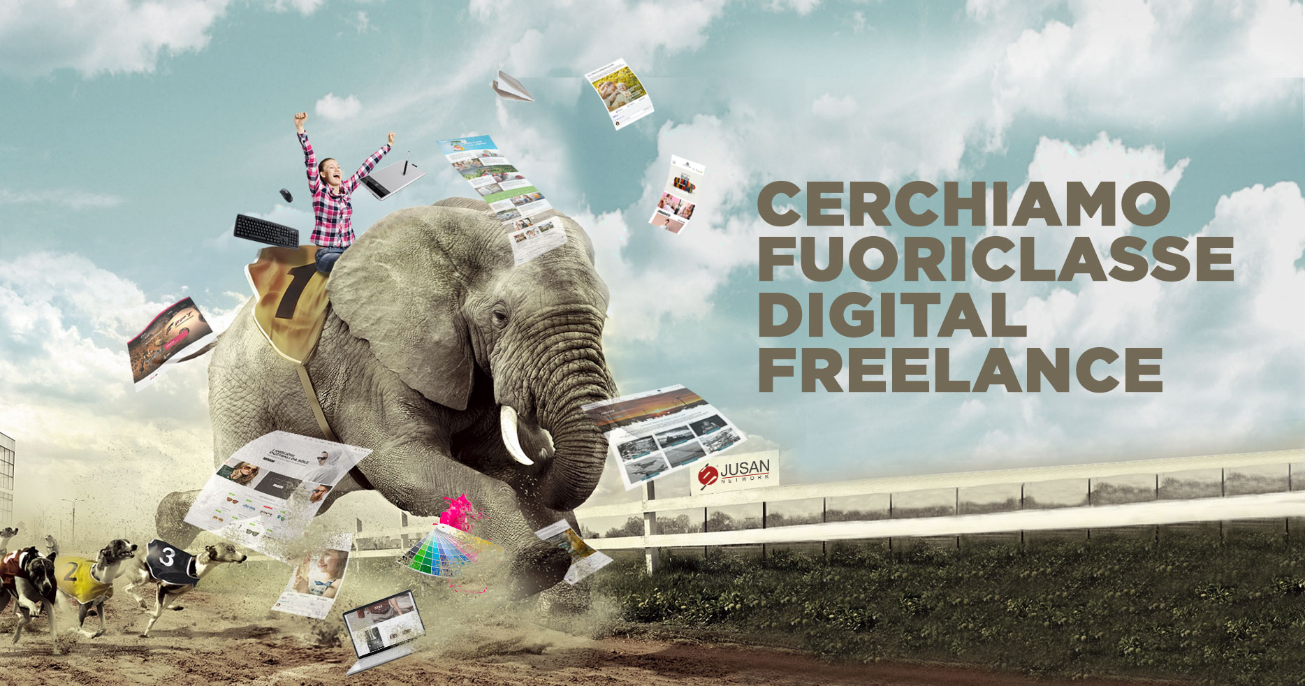 cerchiamo digital freelance