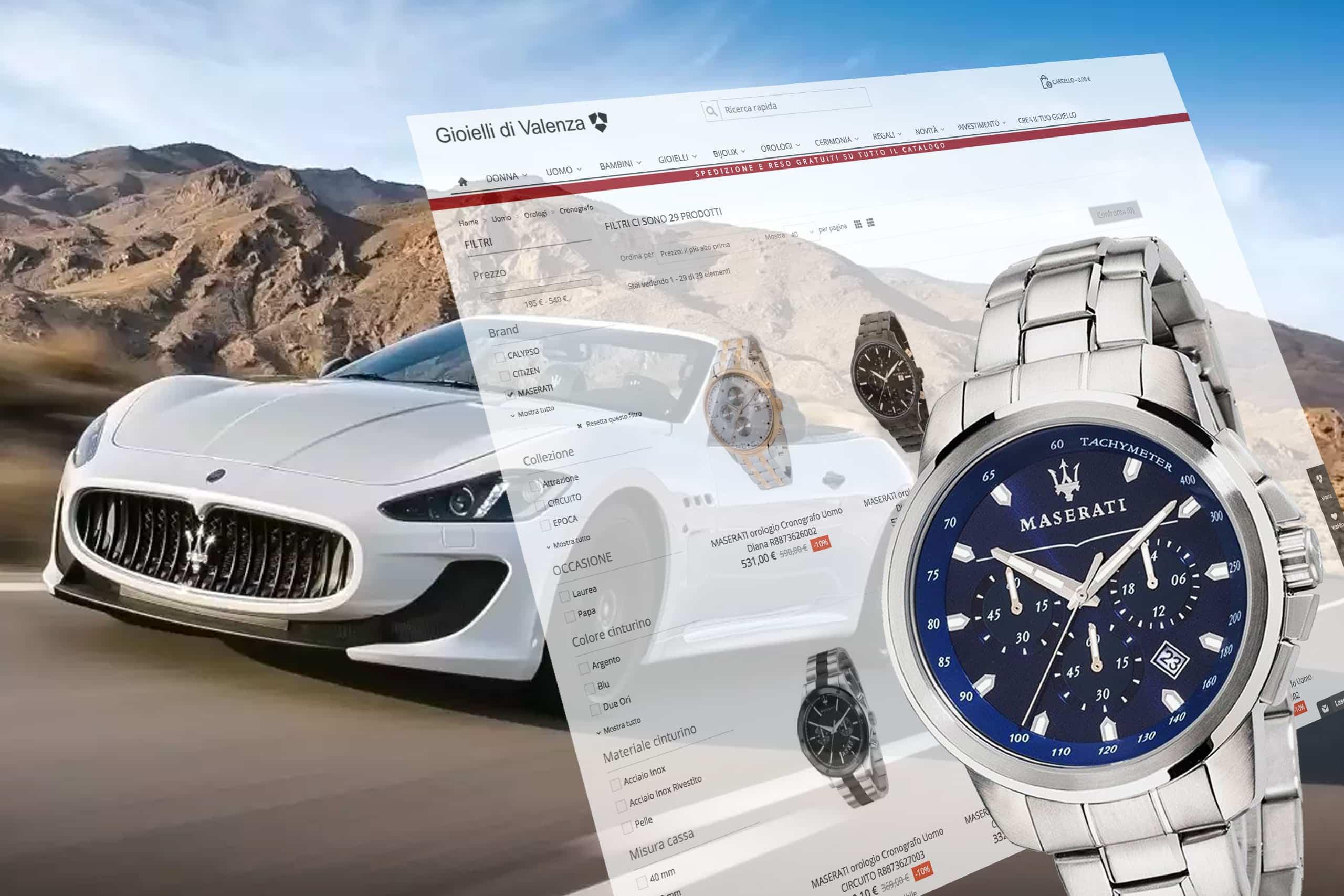 Realizzazione siti e-commerce & consulenza e-commerce
