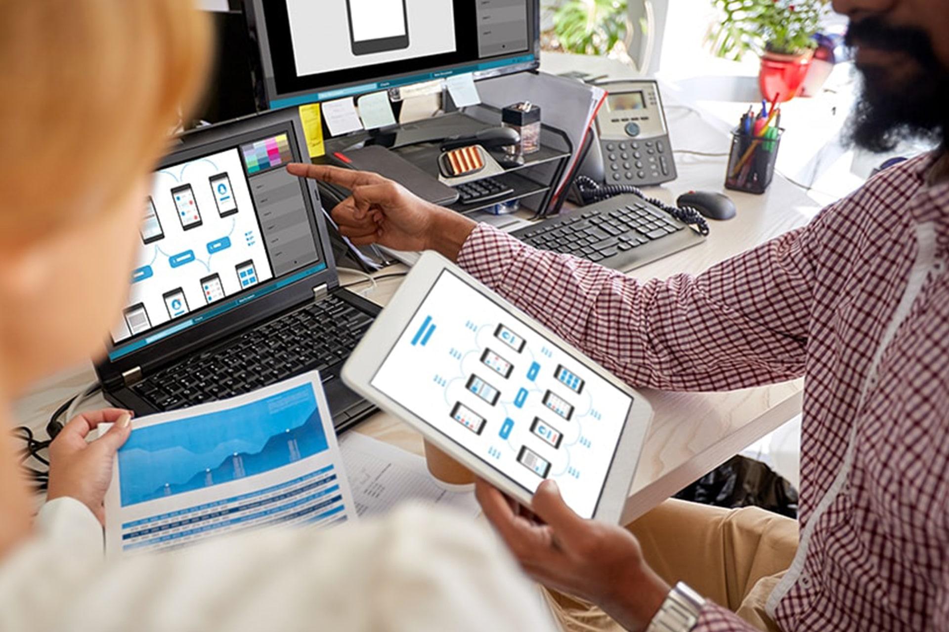 UX e UI design: cosa sono e in che modo li si può utilizzare?